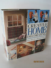 Creative Home Decorating: Easy Ideas For A Beautiful Home