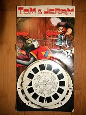 VINTAGE TOM & JERRY DROOPY SPYKE BB 511 1956 GAF VIEW MASTER REELS ORIGINAL RARE