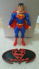 2005 DC Direct Superman / Batman Public Enemies Action Figure Superman LOOSE