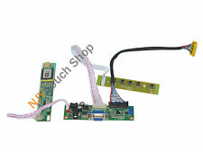VGA LCD Controller Board Work for LTN154U2-L04 LTN154U2-L06 LCD Panel