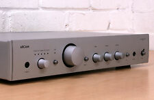 ARCAM A65 plus Hi-Fi Integrated Amplifier spares or repair PHONO input 99p nr