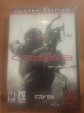 Brand New!!! Crysis 3 Hunter Edition (PC, 2013) Factory Sealed!!! US!!!