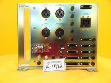 Hitachi STAGE CONT UNIT Power Supply Relay Assembly S-9300 CD SEM No PCB Used