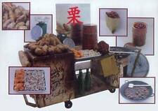 Mimo Miniature T for Candy,Hong Kong Traditional Snacks, Chestnut Cart set