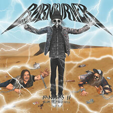 BARN BURNER - Bangers II: Scum Of The Earth CD