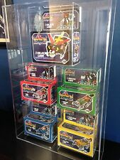One Of A Kind Panosh Place Voltron Lion Bot Display AFA Graded Ready To Display