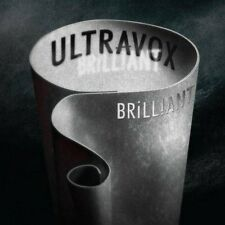ULTRAVOX - BRILLIANT - CD NUOVO