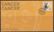 CANADA #2452 SIGNS OF THE ZODIAC CANCER FIRST DAY COVER