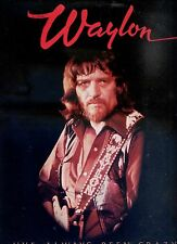 WAYLON JENNINGS i've always been crazy US EX LP 1978