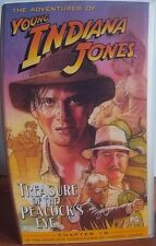 Rare Video 'Young Indiana Jones' - Treasure Of The Peacock's Eye (VHS, 2000) #S