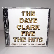 The Dave Clark Five The Hits 28 Track CD Album 2008 Universal 1781774 Rare OOP