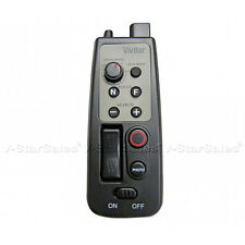 Vivitar 8 Button Remote Zoom Control for Camcorder w/ LANC or A/V R Jack