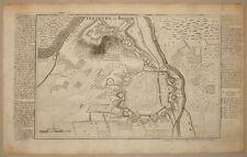 Gravure c1700 STRIDBECK etching radierung FREIBURG IM BREISGAU Fribourg 216