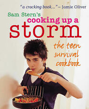 Sam Stern's Cooking Up A Storm - The Teen Survival Cookbook - Food, Recipes