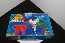 Merit Toys 1970s Battle Of The Planets Intercom - Boxed