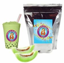 Honeydew Boba/ Bubble Tea Powder by Buddha Bubbles Boba (10 Ounces | 283 Grams)