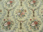 Sanderson Curtain Fabric CHATSWORTH 3.45m Classic Floral 100% Cotton 345cm