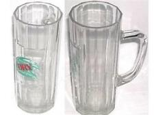 BEER DRINKING GLASS MUG STINE MOLSON SPECIAL DRY WAVE