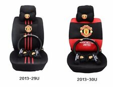 NEW Manchester United Car Seat Covers Accessories Set 18PCS 2 Colors
