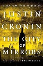 Passage Trilogy: The City of Mirrors Bk. 3 by Justin Cronin (2016, HC/DJ) New