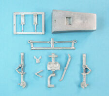 T-33A Shooting Star Landing Gear for 1/48th Scale GreatWallHobby Model SAC 48315