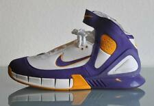 Brand New Nike Air Zoom Huarache 2K5 Kobe White/ Vars Purple Canyon Gold Size 12