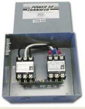 ESCO 50 AMP 120 - 240 VOLT TRANSFER SWITCH ES50M-65N