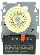 Intermatic Swimming Pool Timer Mechanism 110V T101M 125v on / off trippers incl