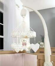Mamas & Papas - Millie & Boris - Musical Cot Mobile PINK
