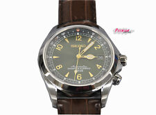 SEIKO SARB017 Mechaical Alpinist Automatic Leather Wrist Watch Made in Japan NEW