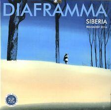 DIAFRAMMA SIBERIA RELOADED 2016 DOPPIO VINILE LP + CD NUOVO SIGILLATO !