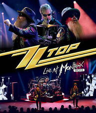 ZZ Top: Live at Montreux 2013 DVD 2014