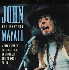 JOHN MAYALL - The Masters - 2 CDs Neu The Turning Point