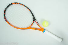 Dunlop iDapt Force 98 with Firm Shock Sleeve 4 3/8 Tennis Racquet (#2674)