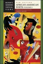 African-American Poets: 1950s to the Present (Bloom's Modern Critical Views)