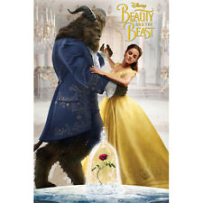 Beauty And The Beast - Dancing POSTER 61x91cm NEW * Disney Belle Emma Watson