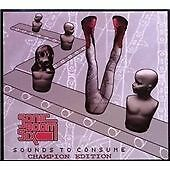 Sonic Boom Six - Sounds to Consume; Champion Edition (2009)  CD  NEW  SPEEDYPOST
