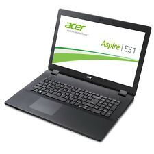 Acer Aspire ES1-731 Intel Dual 2x 2,16 GHz - 4GB - 1000GB - 17,3 - WLAN - USB3.0