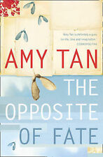 Amy Tan The Opposite of Fate Very Good Book
