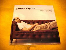 Cardsleeve Single CD JAMES TAYLOR Line 'Em Up 2TR 1998 folk rock