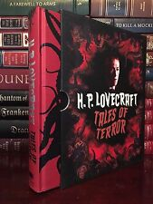 Tales of Terror by H.P. Lovecraft Brand New Illustrated Deluxe Slipcase Edition