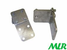 Ford Escort Mk2 Spot Light / Lamp Brackets Race Rally Alloy Aluminium Cibie ARN