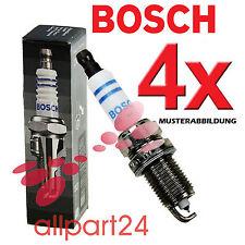 4 Stück Bosch 0242229654 Zündkerzen Super plus FLR8LDCU+ 4er Set NEU & OVP