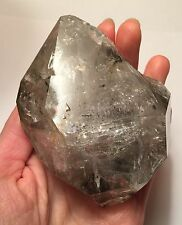 Large Herkimer Diamond Quartz Crystal ~ New York ~ Record Keepers