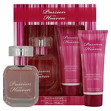 Passion in Heaven For Women 2 Piece Fragrance Gift Set, Inspired By Paris Hilton