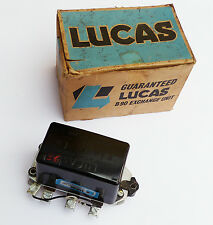 Lucas 37471 / 37475 New Service Exchange 6GC Control Box 12V Voltage Regulator