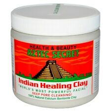 AZTEC SECRET Indian Healing Clay Face Mask 100% natural 1lb