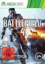 NEU/OVP Xbox 360 Battlefield 4 BF Original günstig TOP Shooter Kult in Folie