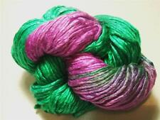 100% Pure Mulberry Duke Silk Yarn 50 gram Worsted Weight Oz DS10