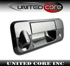 Toyota Tundra 07-13 Chrome Tailgate Handle Cover Camera Cut Out